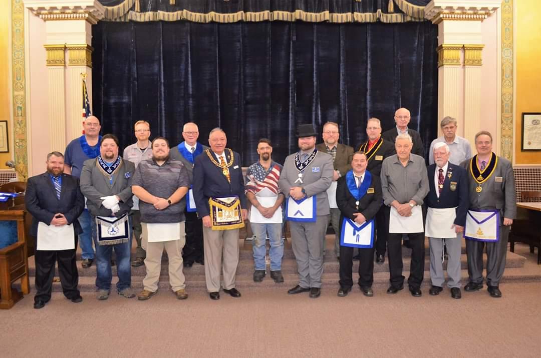 Hibbing And Chisholm Masonic Lodges