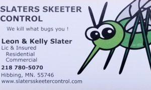 Slaters Skeeter Control