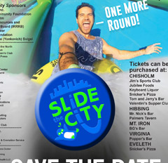 Chisholm Slide The City 2018
