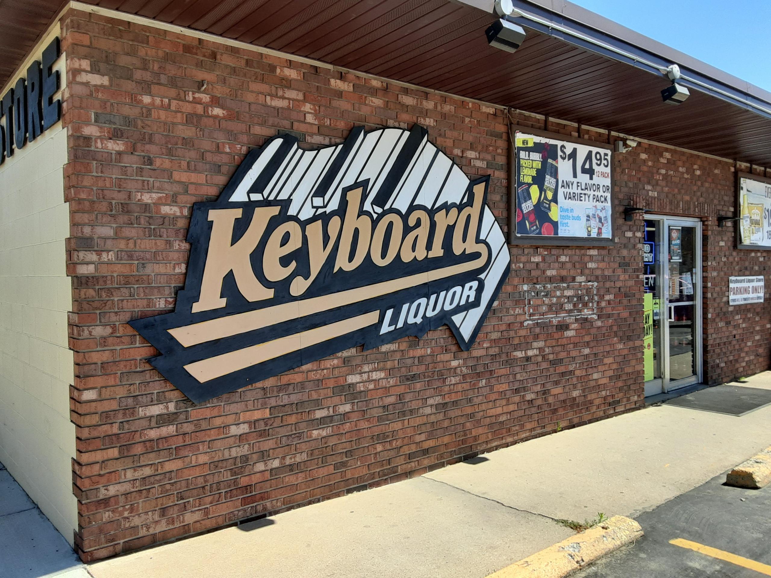 Keyboard Liquor
