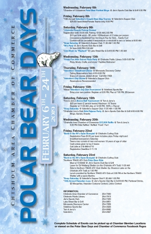 Polar Bear Days Poster